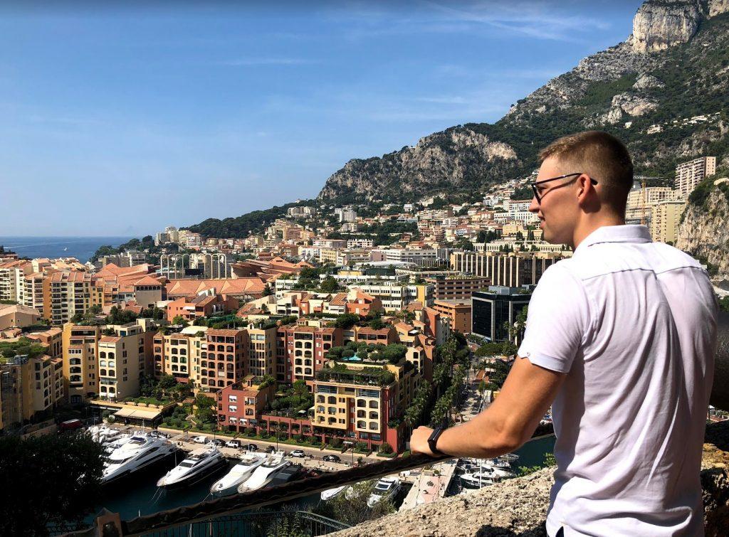 Monaco hill