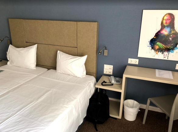 Hotel Alexandros Room