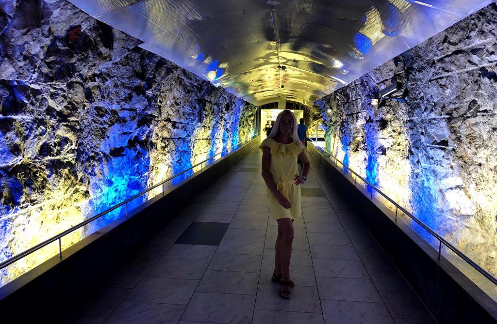 Monaco Cave