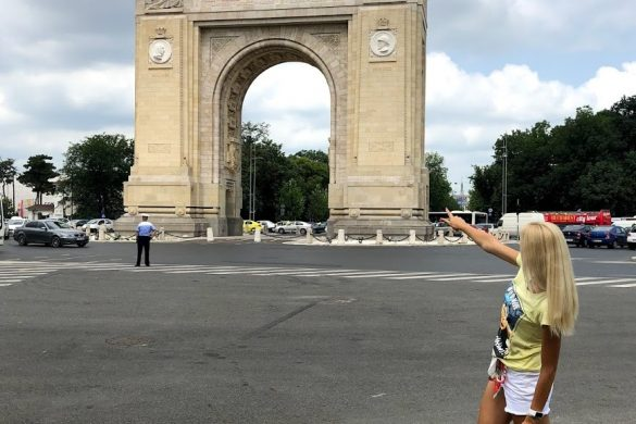 Triumph Arc