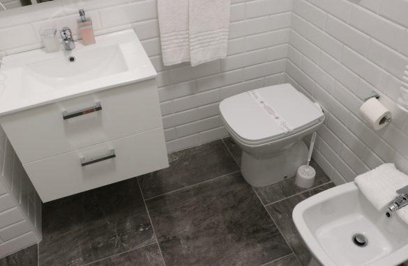 Hotel Otium Rome Bathroom