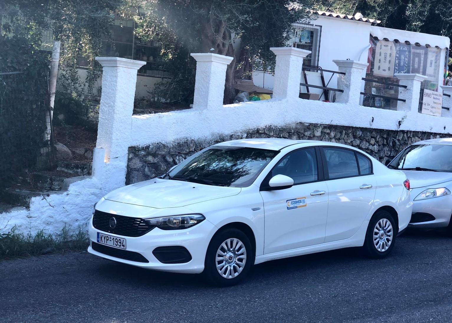 Corfu Car Rental