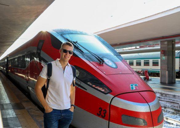 Fast Train Trenitalia