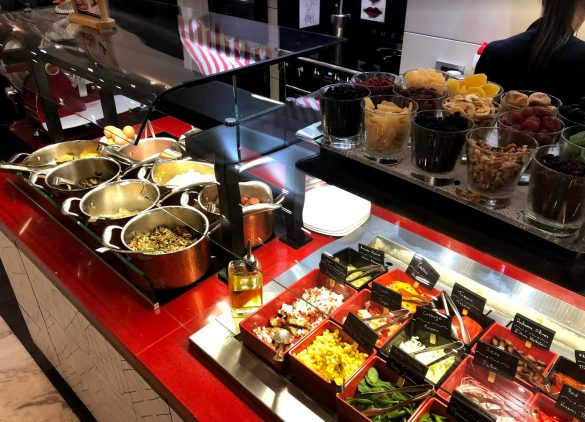 Hotel Alexandros Hotel Food