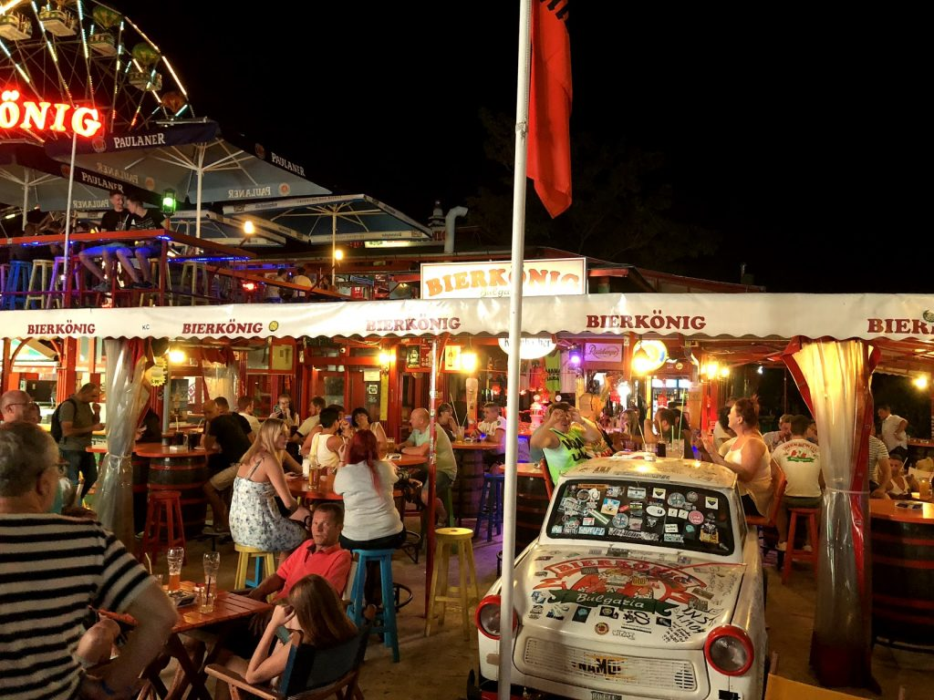 Nightlife Of Varna