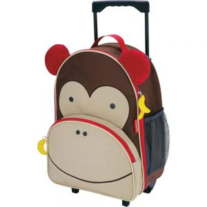 The Skip Hop Kids Luggage With Wheels