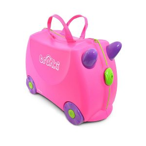 The Trunki Original Kids Ride-On Suitcase