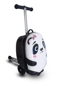 The ZincFlyte Kid's Luggage Scooter 18