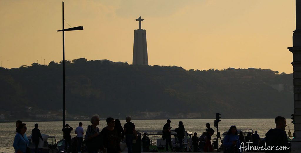 Cristo Rei, the Christ Statue of Lisbon
