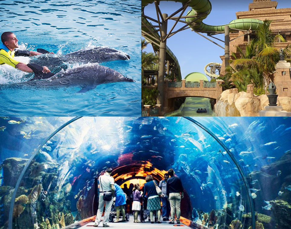 things to do in Dubai, Palm Jumeirah