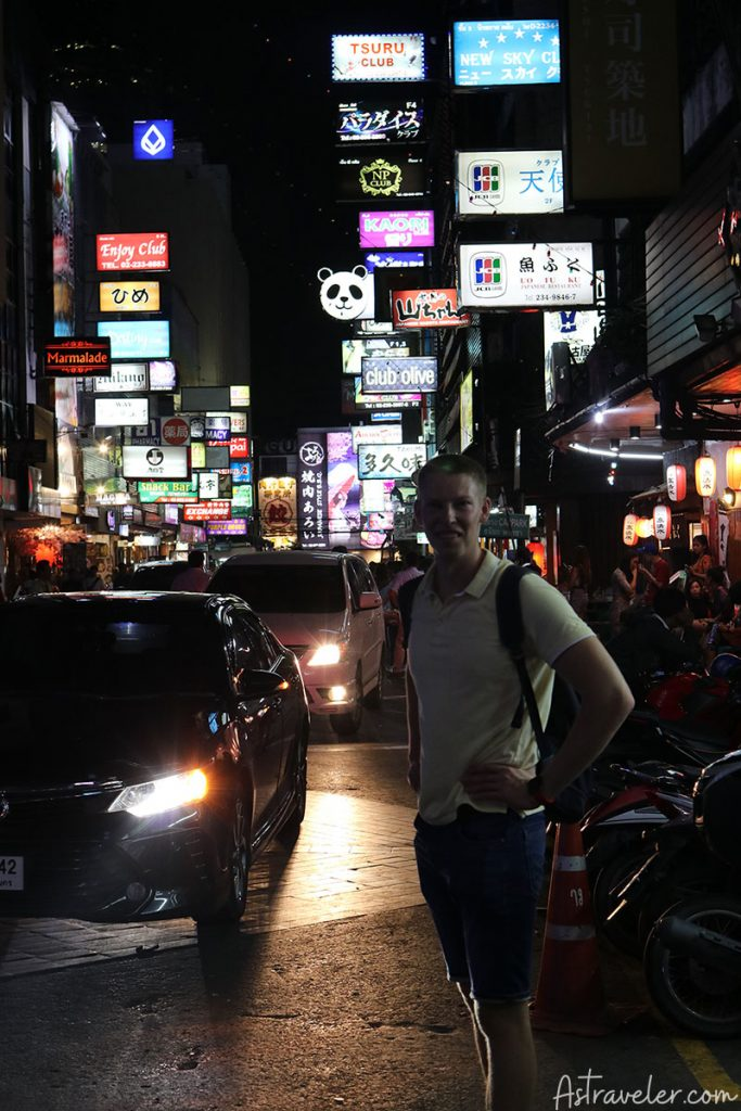 Bangkok Nightlife in Patpong