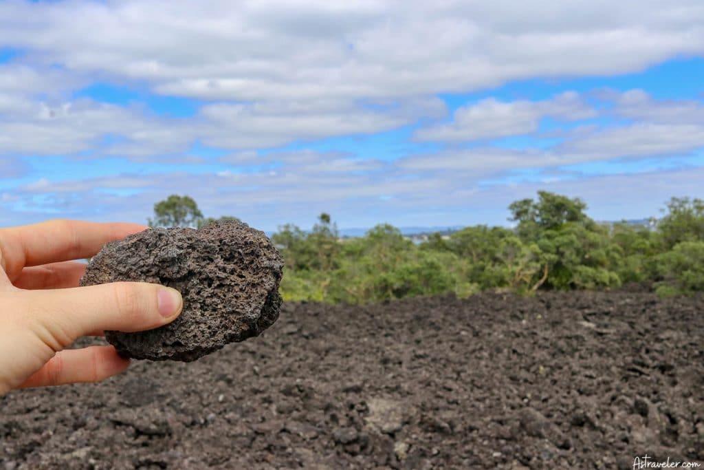Rangitoto Island Lava