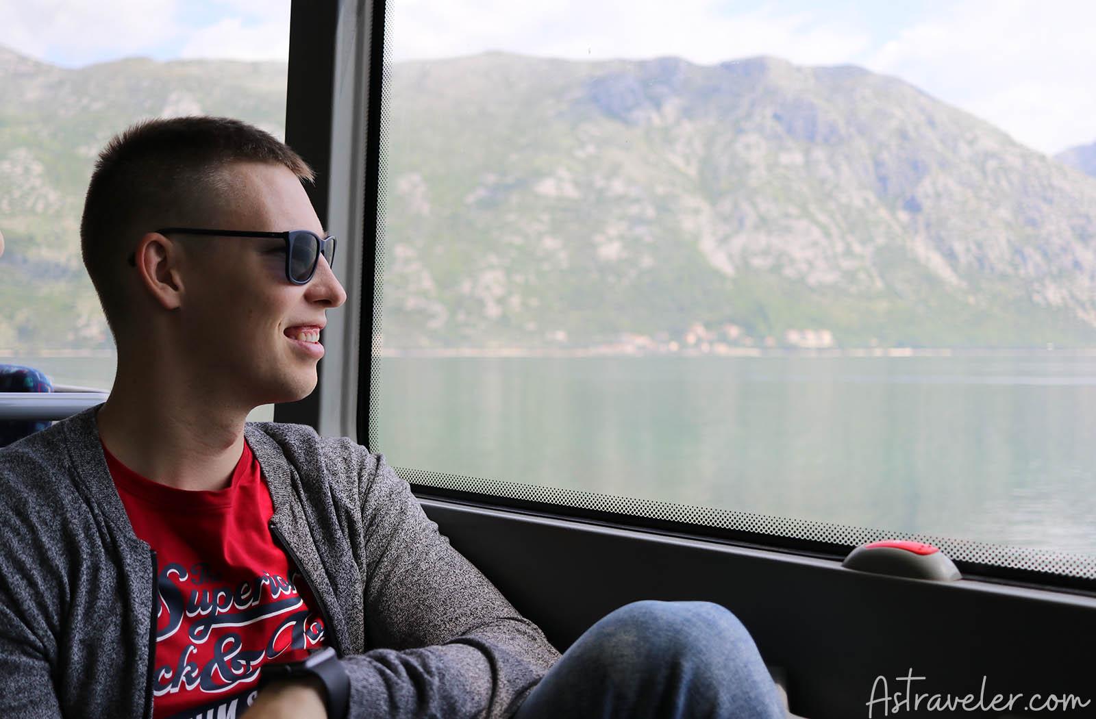 Traveling in Montenegro