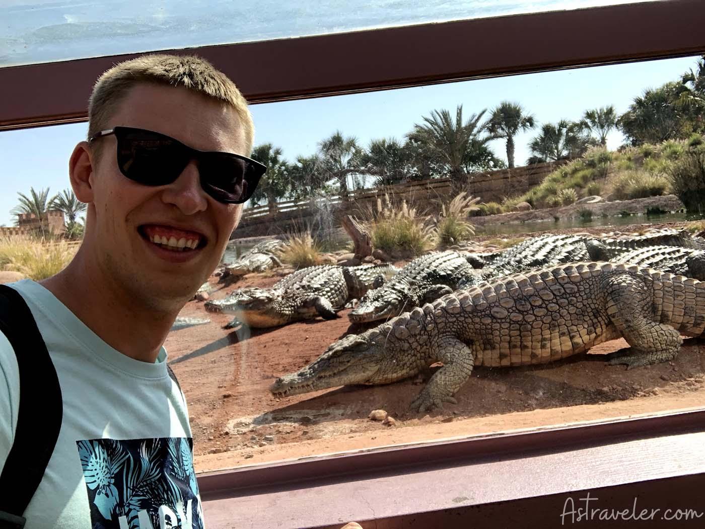Agadir Crocoparc
