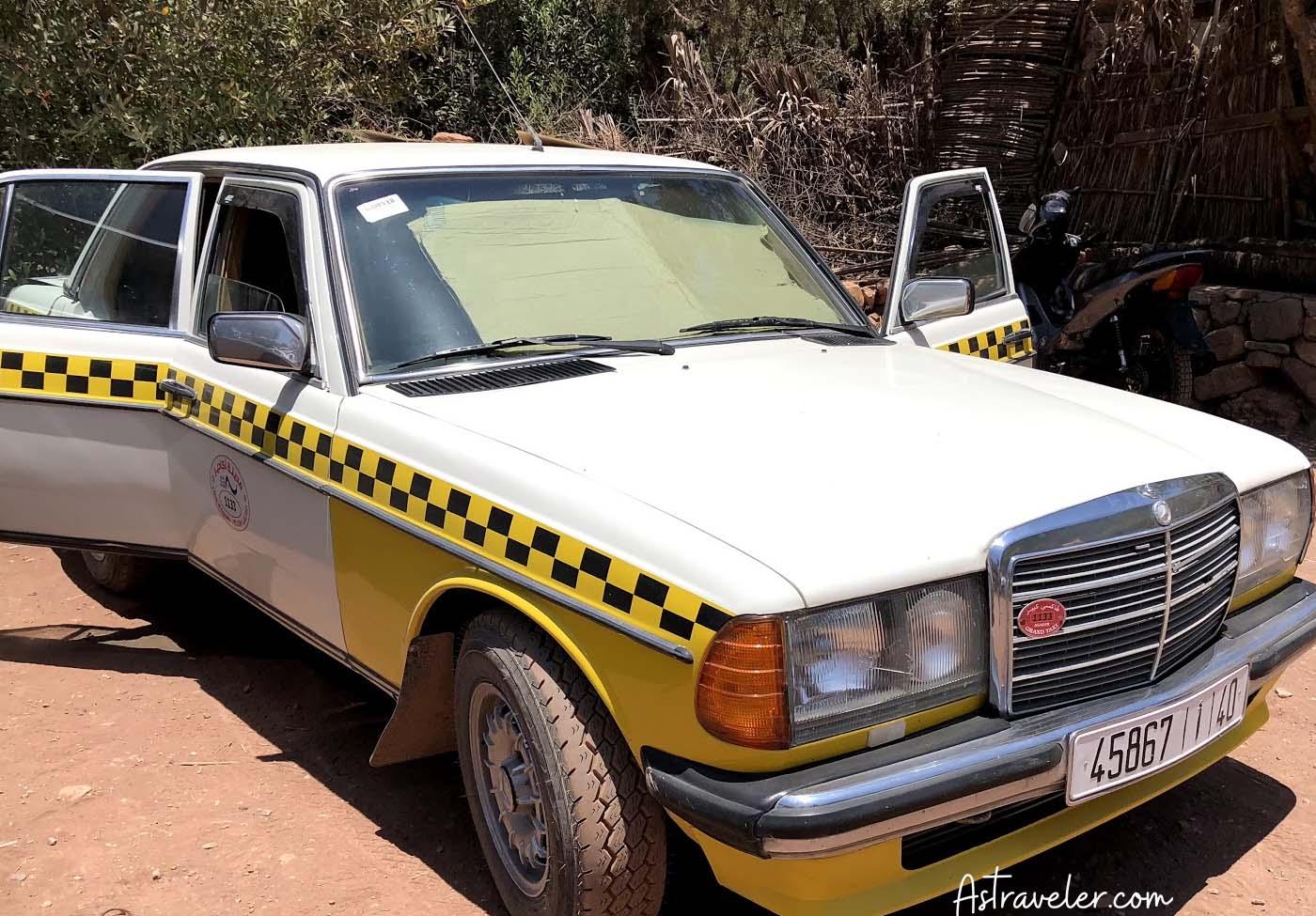 Agadir Taxi