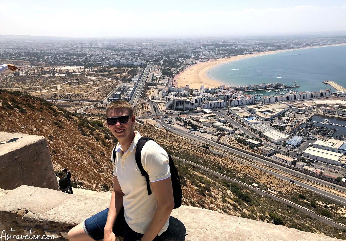Beaches In Agadir