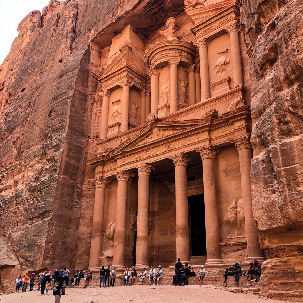 AlKhazneh In Petra