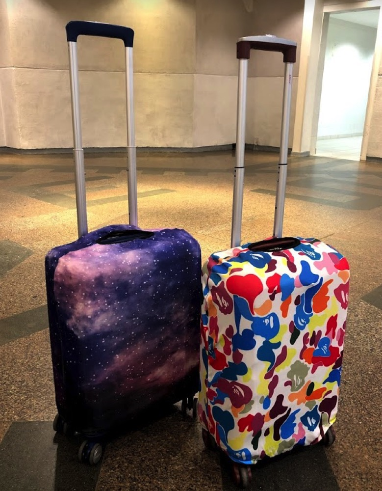 American Tourister SoundBox Cover